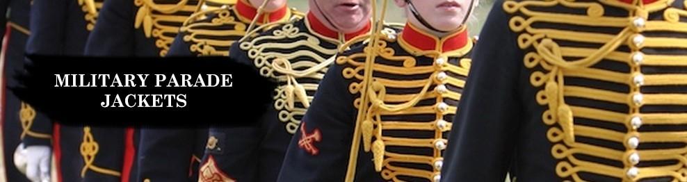 Military Parade Jackets