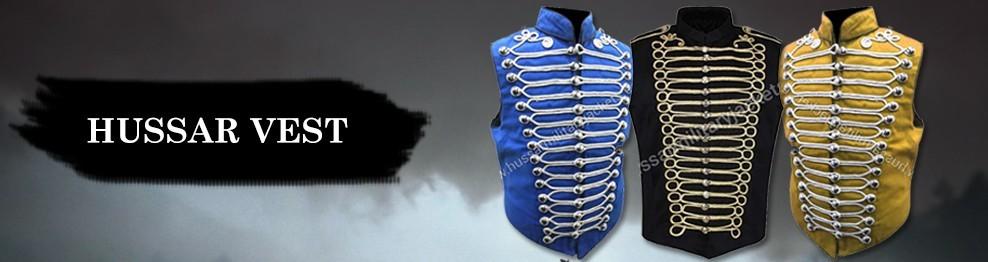 Vest Hussar & Military