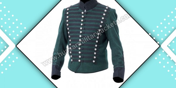 Napoleonic British Uniforms 95th Rifles Jacket Tunic